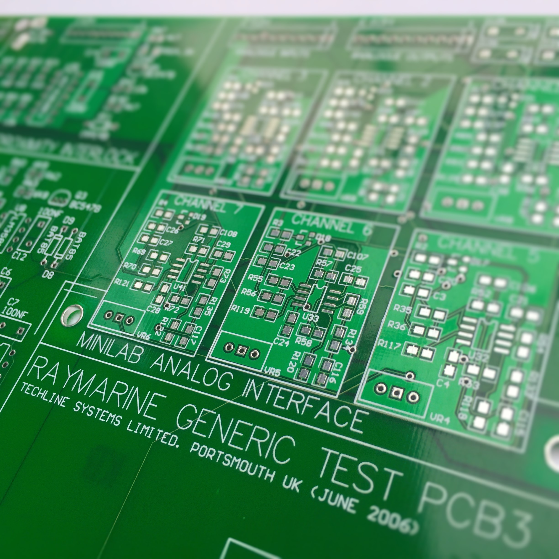 PCB Design | Techline Systems